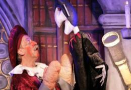 Kikeriki Theater auf Tour: Faust - Ein teuflisches Jahrmarktsspiel