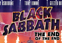 Kino: Black Sabbath - The End Of The End