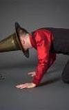 Kleiner Mann – was nun? - Grammophon-Lesung mit Jo van Nelsen