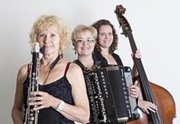 Klezmers Techter: Klezmer, Folk, Tango, Jazz