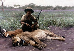 König der Tiere. Wilhelm Kuhnert und das Bild von Afrika