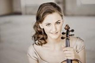 Konzert mit Franziska Hölscher und Lauma Skride