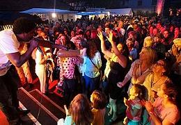 Kulturclub Biebrich: Townworker - Biebricher Höfefest