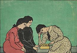 Kunst für Alle - Der Farbholzschnitt in Wien um 1900