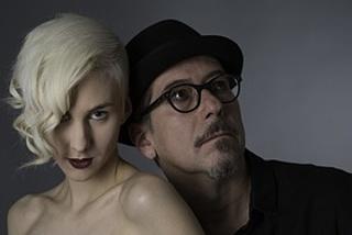 Lisa Eckhart und Sven Kemmler