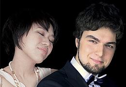 Lukas Geniušas, Klavier und Ching-Yun Hu, Klavier