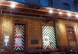 Luminale: Die Fabrik leuchtet - Lichtinstallationen und Musikprogramm