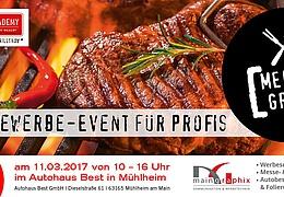 Meet & Grill - das Gewerbe-Event für Profis