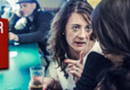 Melli redet mit - Ein Abend mit Gästen - live & geschminkt