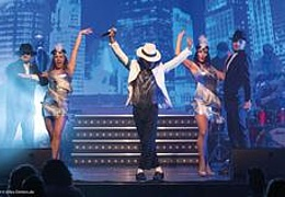 Micheal Jackson Forever - The Tribute Concert