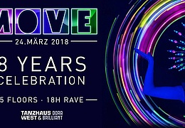 Move - 8 Years Celebration