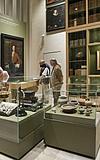 Naturalia und Artificilia - Kunst- und Wunderkammerstücke im HMF