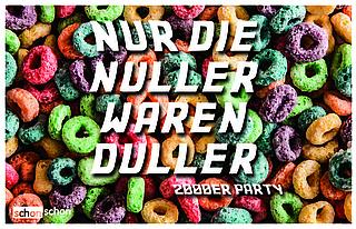 Nur die Nuller waren Duller - 2000er Party mit DJ bÄrt & Christine