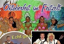 Oktoberfest im Festzelt