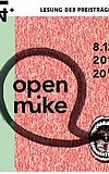 Open Mike - Preisträgerlesung