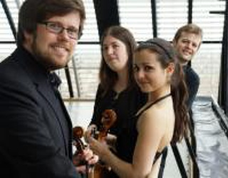 quartetaffairs – Grunelius-Konzerte – Castalian String Quartet
