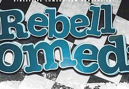 Rebell Comedy - Lach matt!