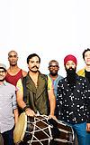 Red Baraat - Bhangra Pirates. Europatournee 2017