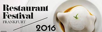 Restaurant Festival Frankfurt 2016