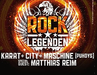 Rock Legenden - Live 2018
