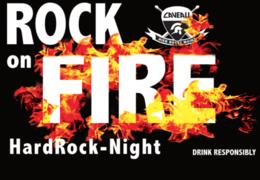 Rock on Fire