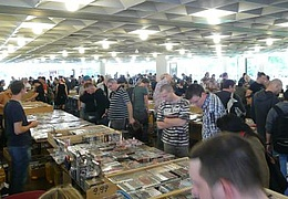Schallplatten- & CD-/DVD-Comic-Börse
