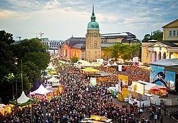 Schlossgrabenfest 2018