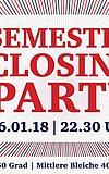Semester-Closing-Party