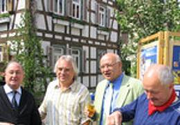Siebenschläfer-Maimarkt