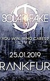 Solar Fake - Special Guest: Seadrake