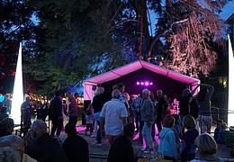 Sommernachtsfest und Kunsthandwerkermarkt