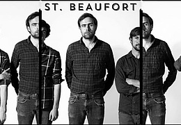 St. Beaufort - Fresh Folk / Bluegrass beim Stoffel