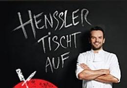 Steffen Henssler: Henssler tischt auf