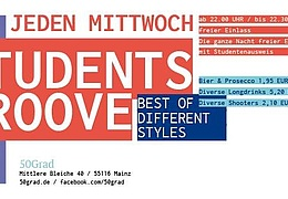 Studentsgroove - Best Of Different Styles