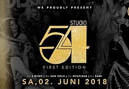 Studio 54 - First Edition