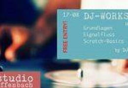 Studio Offenbach - DJ_Workshop: Hip-Hop