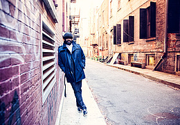 Summer in the City: Gregory Porter