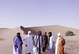 Summer in the City: Tinariwen