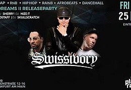 Swissivory Realdreams Releaseparty