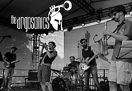 The Argosonics - Deep Funk beim Stoffel
