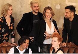The Cast - Oper macht Spaß