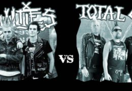 The Casualties / Total Chaos