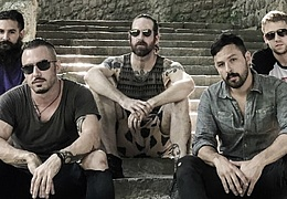 The Dillinger Escape Plan / Spec. Guests: Warswawasraw und God Mother.