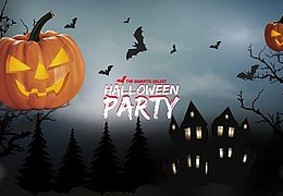 The Gigantic Velvet Halloween Party
