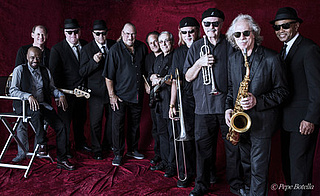 """The """"Original"""" Blues Brothers Band"""