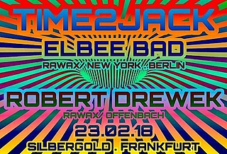 Time2Jack w/ Elbee Bad & Robert Drewek