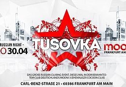 Tusovka-Frankfurt Russian Night
