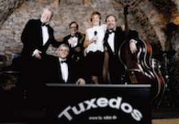 Tuxedos - Love, Peace and Happiness