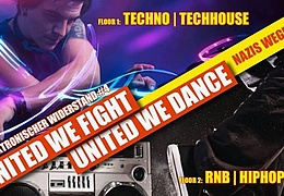 United we fight - United we dance - Elektronischer Widerstand #4