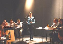 VaeVictis Debattierclub: Das Debattenduell